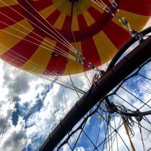 Balloon Voyage at Conner Prairie