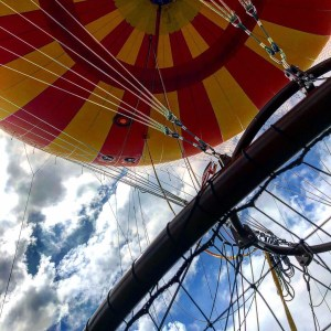 Balloon Voyage at Conner Prairie