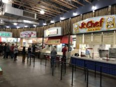 Columbus Zoo food court