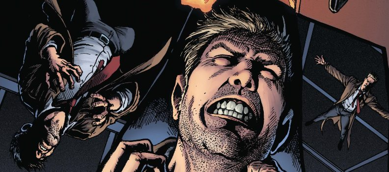 John Constantine Returns to His Roots in DC's Upcoming 'Hellblazer: Rise and Fall' Mini-Series