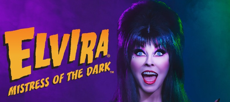 Dynamite Entertainment and Elvira Offer a Kickstarter Comic Book Quarantine Special
