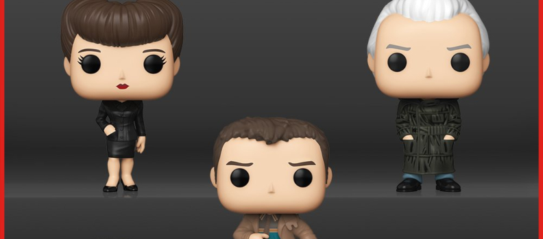 Funko Announces 'Blade Runner' Pop! Figures