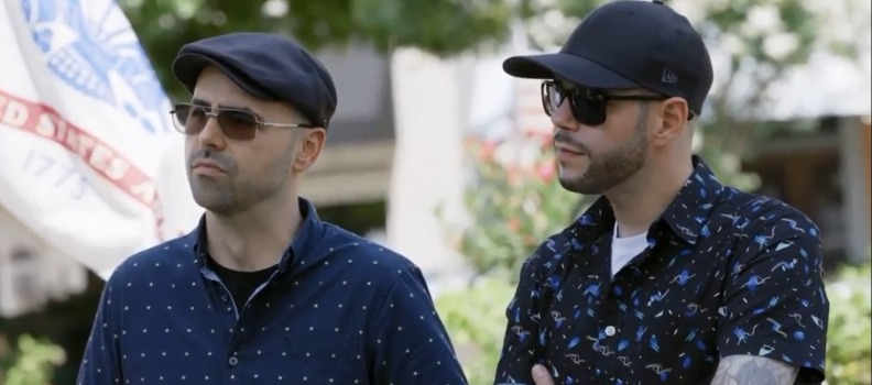 Steve Gonsalves and Dave Tango of 'Ghost Nation': The Conskipper Interview