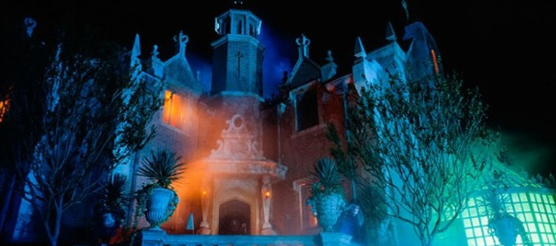 Disney Imagineer Rolly Crump Discusses The Origins of the Haunted Mansion