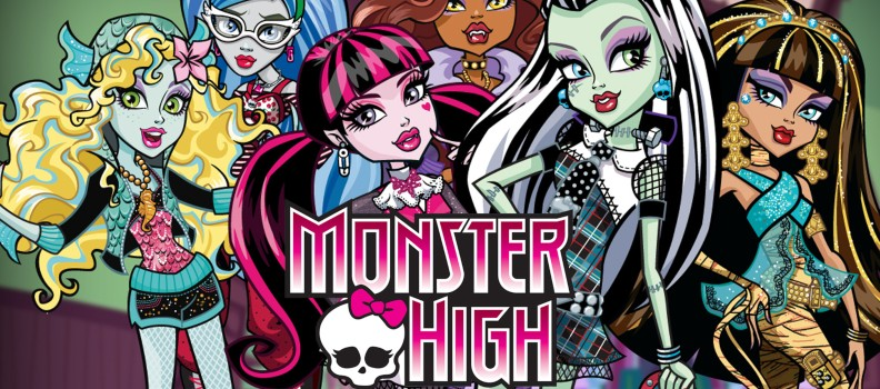 'Wonder Woman' and 'DC Super Hero Girls' Writer Shea Fontana Named Showrunner for New 'Monster High' Animated Series
