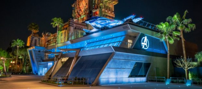 Avengers Campus Set to Open at Disneyland for Californian Residents on June 4