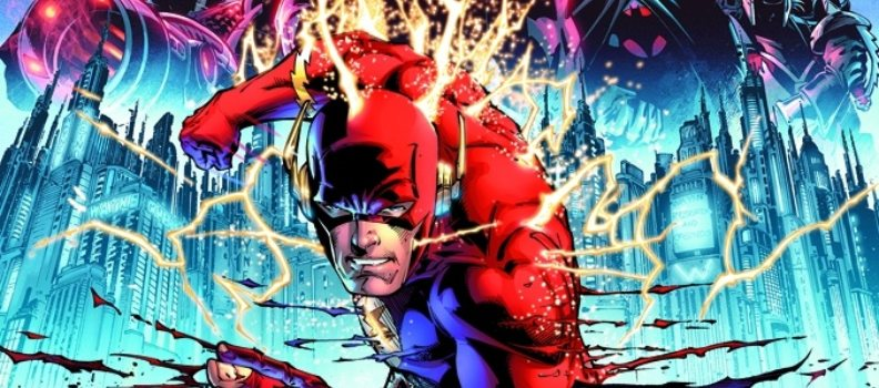 'Flashpoint: The 10th Anniversary' Omnibus Collects all 56 Tie-In Issues