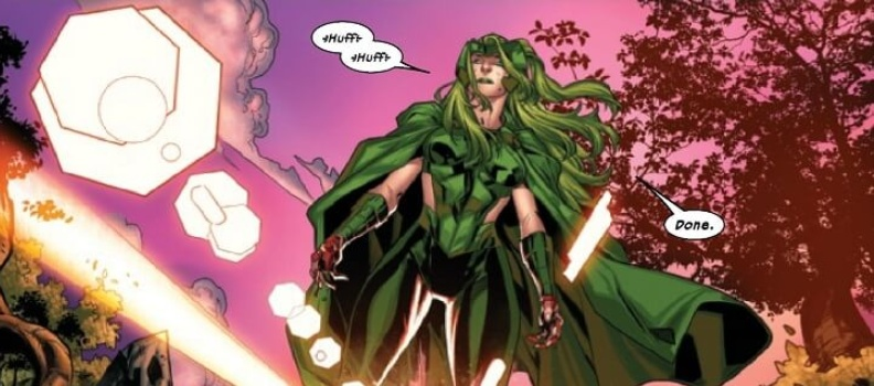 Fans Select Polaris as the Final Member of the New X-Men Team Via Online Vote