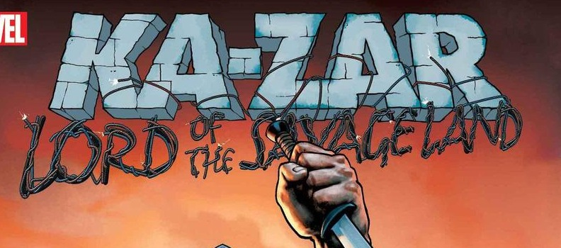 'Ka-Zar: Lord of the Savage Land' Returns in September