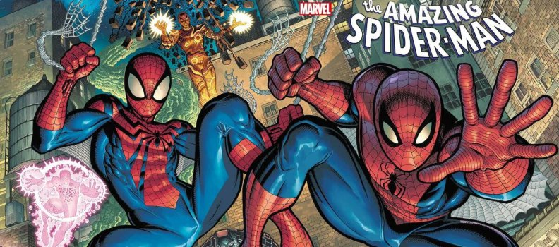 Ben Reilly Dons the Spider Suit Once Again in 'Amazing Spider-Man #75' in October