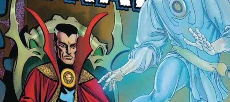 'Doctor Strange: Master of the Mystic Arts' Epic Collection Contains the Classic Stan Lee and Steve Ditko Stories