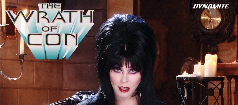 Elvira Spices Up Convention Season With New Kickstarter for 'The Wrath of Con'