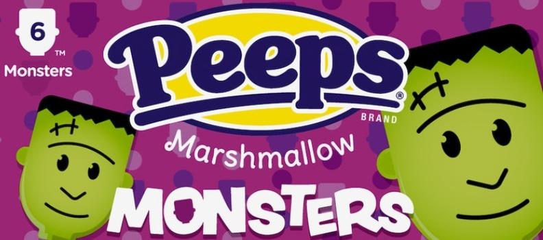 Halloween Peeps Return to Stores