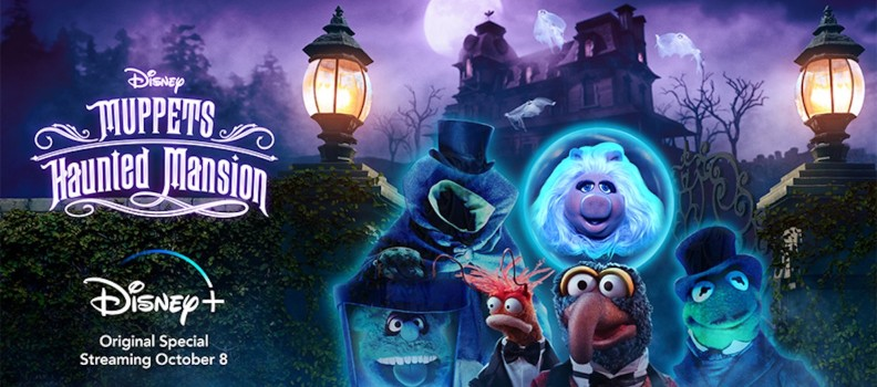 'Muppets Haunted Mansion' Trailer Full of Transformed Happy Haunts