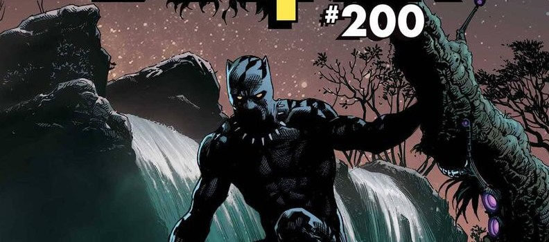 John Ridley and Juann Cabal Commemorate 'Black Panther' #200 with Oversized Issue in January