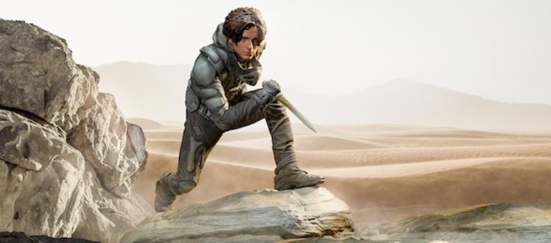 Dark Horse Direct and Legendary Entertainment Partner for Premium 'Dune' Paul Atreides Statue