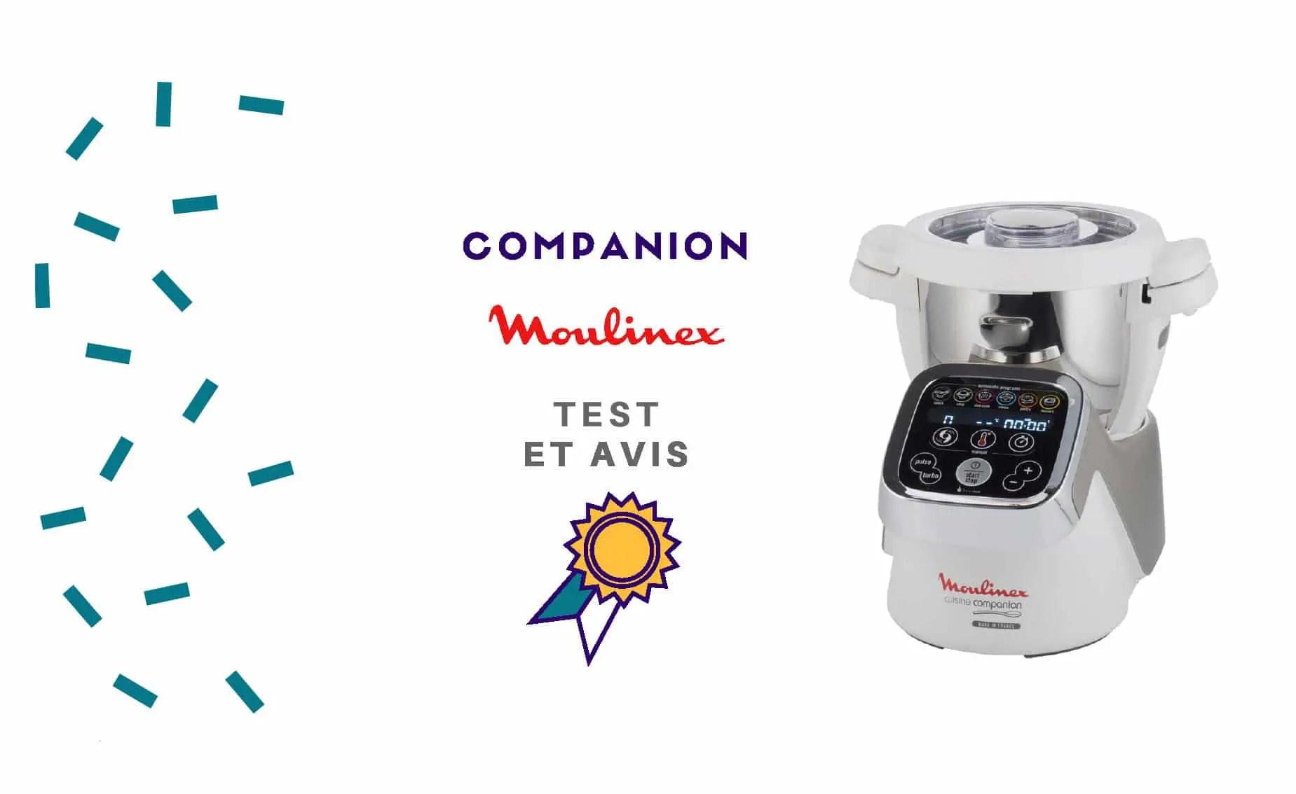 avis sur le companion moulinex que vaut ce robot cuiseur test consolab