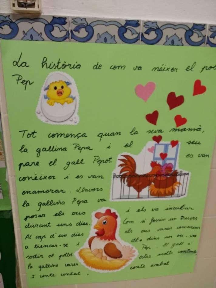 Com neixen els polls 5