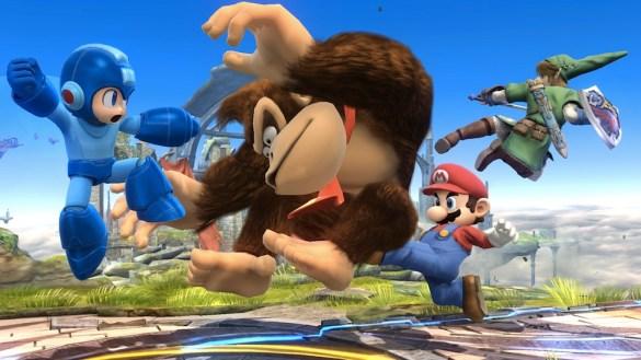 Smash Bros .