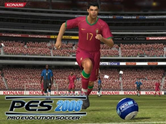 Cristiano Ronaldo PES 2008