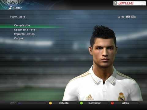 Cristiano Ronaldo PES 2010