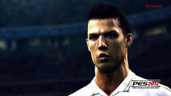 Cristiano Ronaldo PES 2012