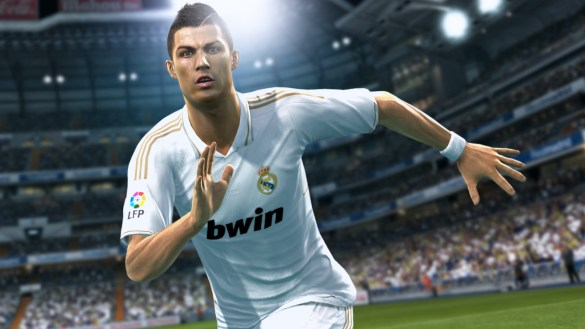 Cristiano Ronaldo PES 2013