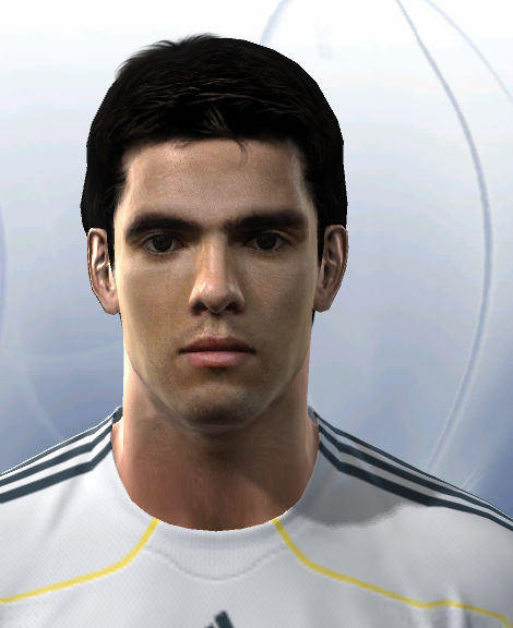 Ultigamerz Pes 2010 Pes 2011 Face: Cómo Pasa El Tiempo: Capítulo 3: Evolución De Kaká En PES