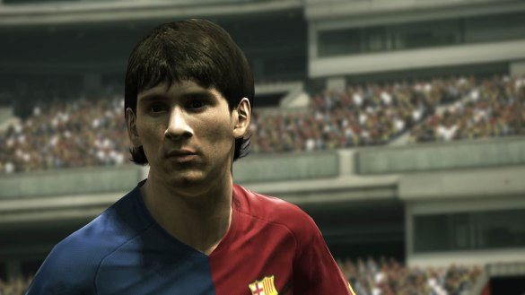 Leo Messi PES 2010