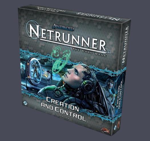 Netrunner creacion y control
