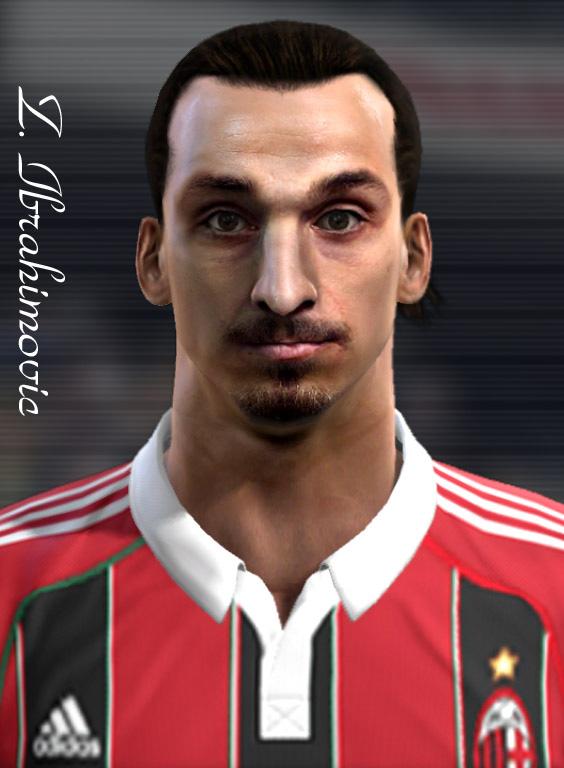 Ibrahimovic PES 2012