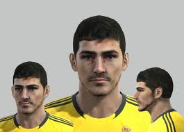 Iker Casillas PES 2012