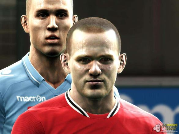 Rooney PES 2012