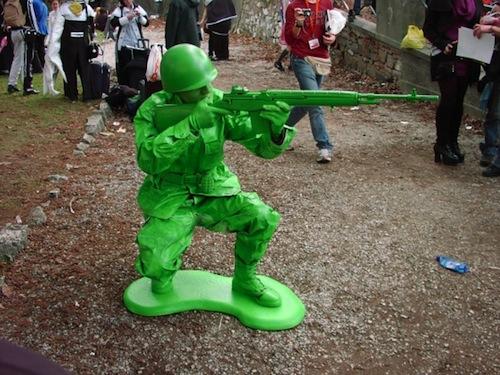 Soldado de Plastico