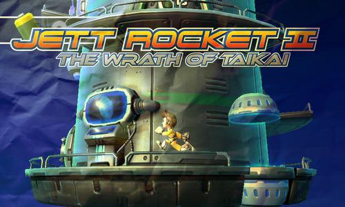 Jett Rocket II The Wrath of Taikai