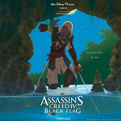 Humor Assassins Creed