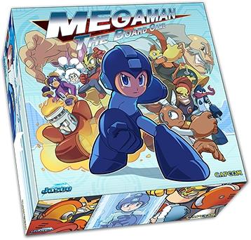 Mega Man: The Boardgame
