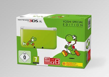 Yoshi 3DS