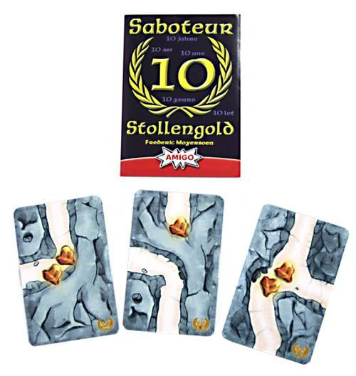 Saboteur 10 Aniversario