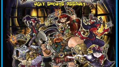 Super Fantasy Ugly Snouts Assault