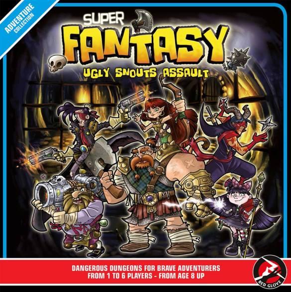 Super Fantasy Ugly Snouts Assault
