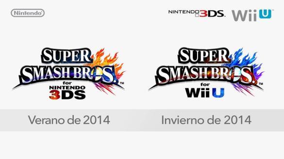 Fecha de lanzamiento de Super Smash Bros
