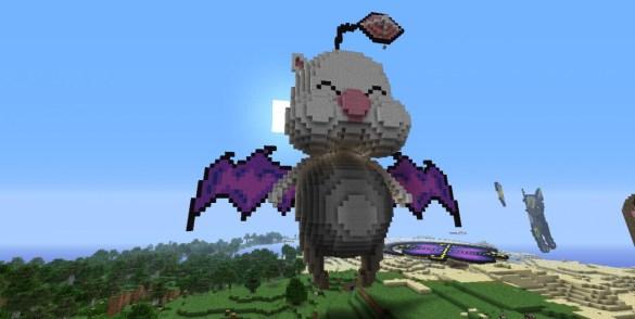 Minecraft Mog