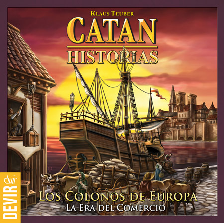 Catan Los Colonos de Europa