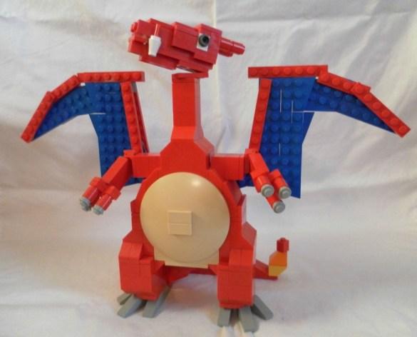 Charizard LEGO