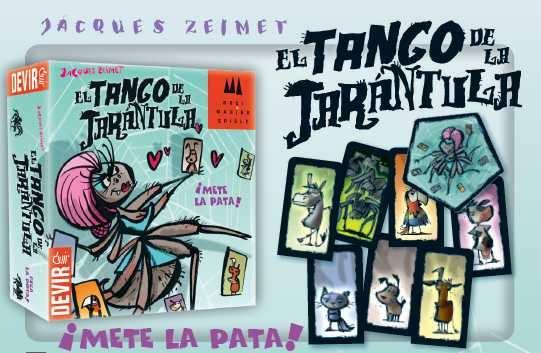 El Tango de la Tarántula Devir