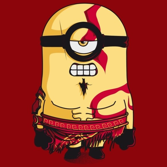 Minion Kratos