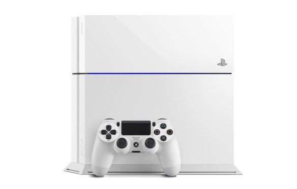 PS4 Blanca