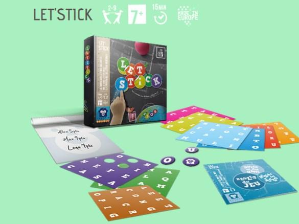Let Stick Componentes