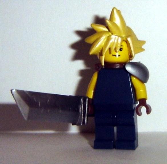 Cloud de Lego